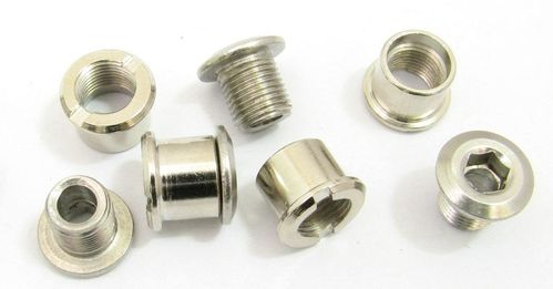 PILO Single chaninring bolt (pack of 4)