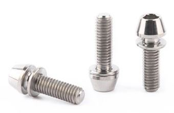 GMH Titanium Bolts M5x18mm (pack of 2) Various colours